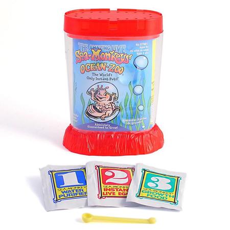 Sea Monkeys-Ocean Zoo