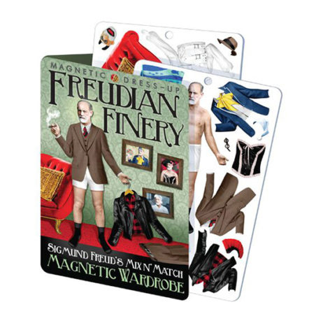 Freudian Finery Magnetic Dress Up Set