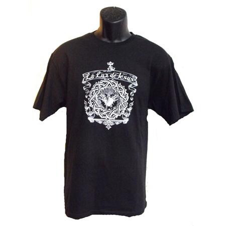 La Luz De Jesus T-Shirt Black