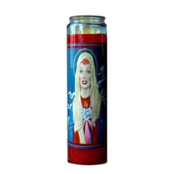 Saint Lucy Candle
