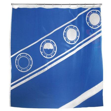 Titanic Shower Curtain At Soap Plant / Wacko