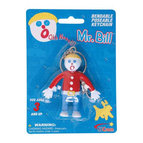 Mr. Bill Keychain