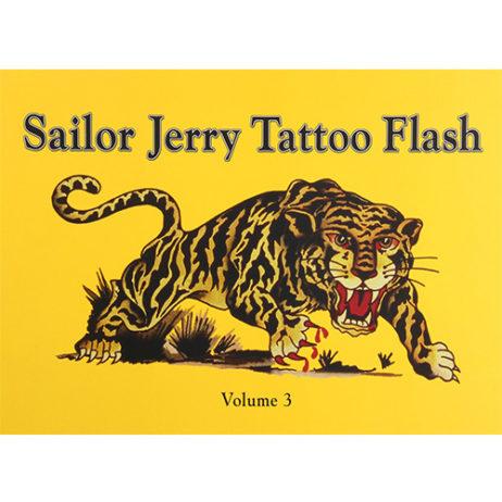 Sailor Jerry Tattoo Flash: Volume 3