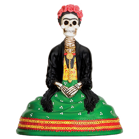 Day Of The Dead Frida