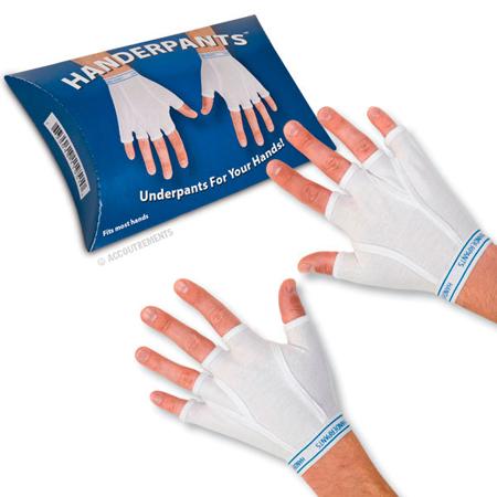 Handerpants: Underpants For Your Hands