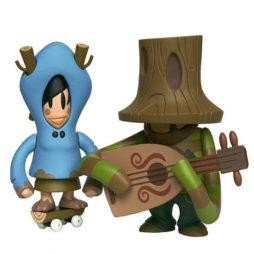 Monsterism Woodland Vol. 3: Ranger & Farmgirl