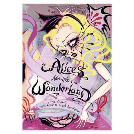 Camille Rose Garcia'S Alice In Wonderland