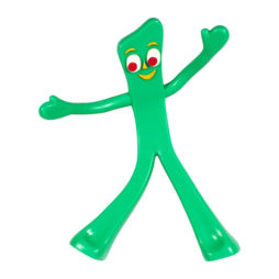 Gumby Bendable