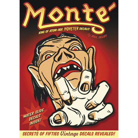 Monte: King Of Atom-Age Monster Decals