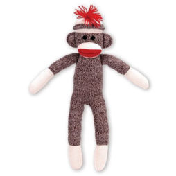 "Sock Monkey 20"""