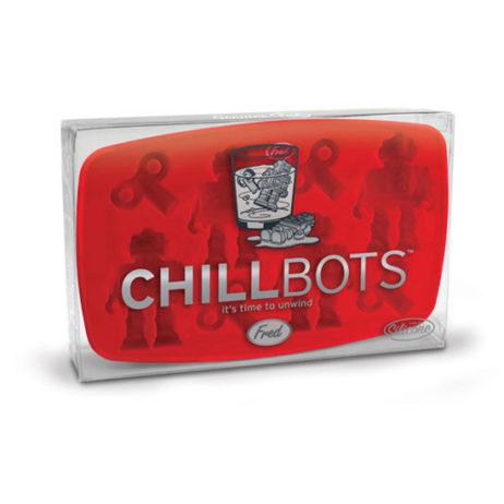 Chillbots: Robot Ice Maker