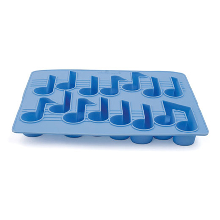 Music Notes Ice Cube Maker