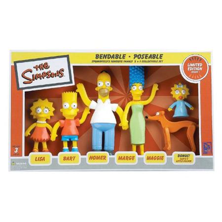The Simpsons Box Set Bendy