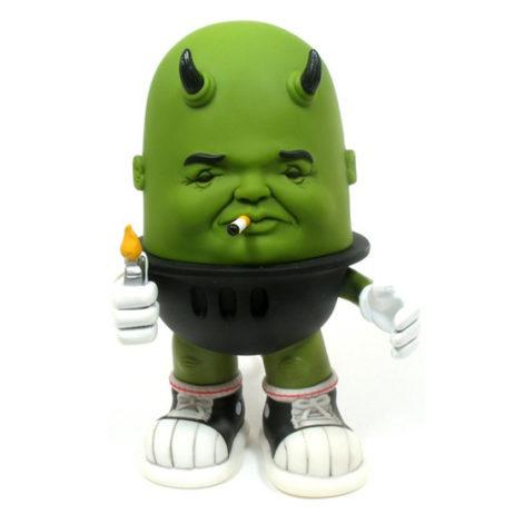 Bob Dob Smoking Luey (Green)