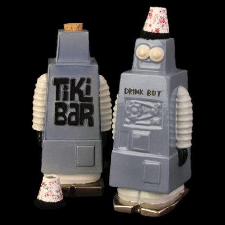 Drinkbot Tiki Decanter