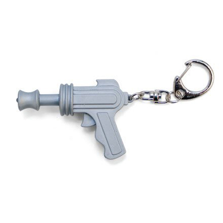 Ray Gun Led Keychain W/Sound