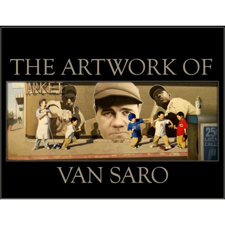 The Artwork Of Van Saro