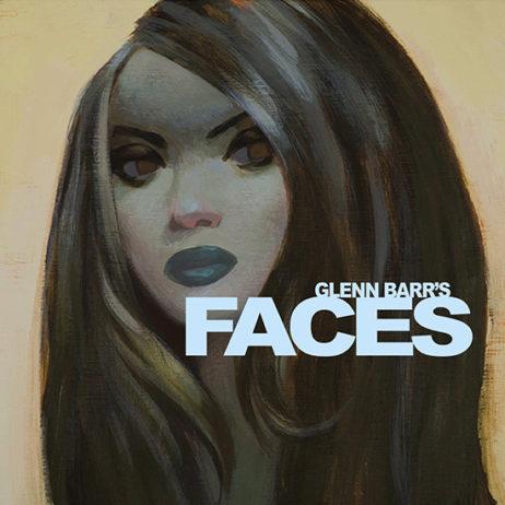 Glen Barr: Faces
