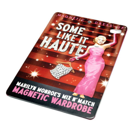 Some Like It Haute: Marilyn Monroe'S Mix N Match Magnetic Wardrobe