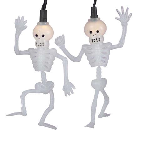 Dancing Skeleton Light Set 10/L