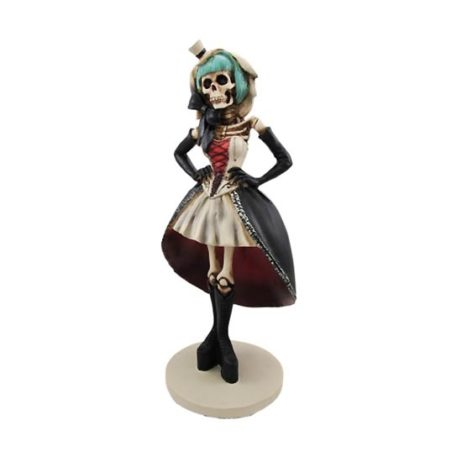 Day Of The Dead Gothic Girl Figure