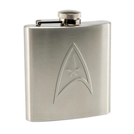 Star Trek Flask
