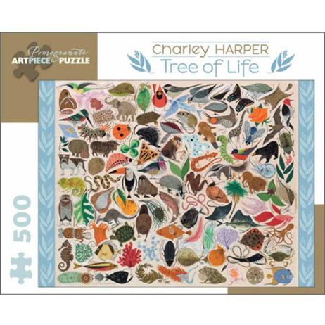 Tree Of Life 500 Piece Jigsaw Puzzle