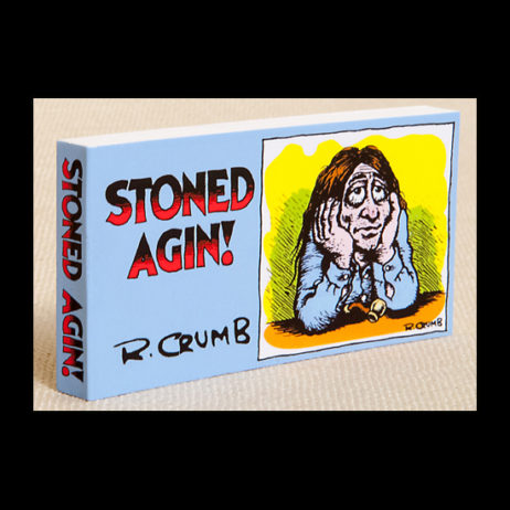 Robert Crumb: Stoned Again! Flipbook