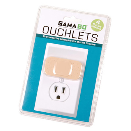 Ouchlets Electric Outlet Covers