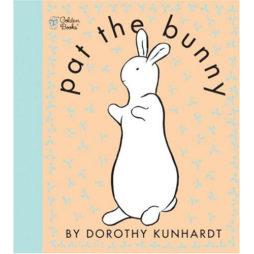 Pat The Bunny Book
