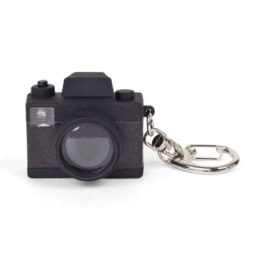 Camera Led Keychain With Shutter Sound