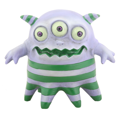 Underbedz: Galabah Monster Figurine