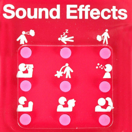 Bodily Functions Sound Effects Machine