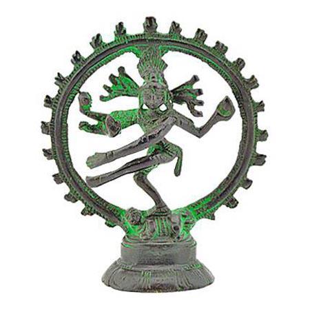 """Shiva Natraj Statue 4"""""""