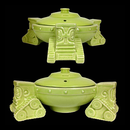 Cosmic Robo Rover Bowl (Limited Edition)