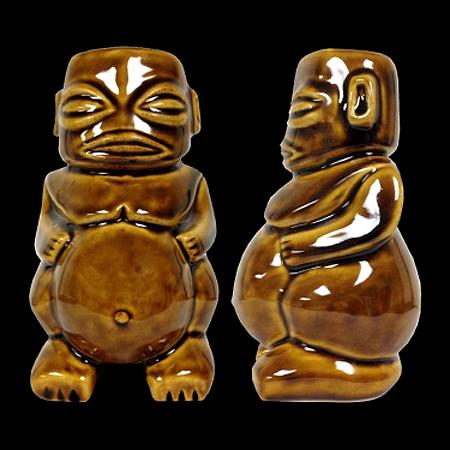 Tangaroa Tiki Mug
