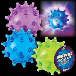 Minesweep Lite-Up Ball