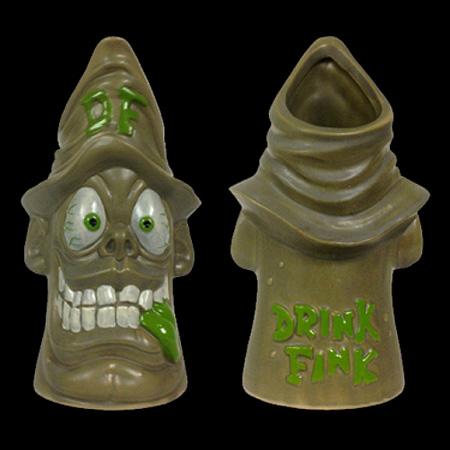 Drink Fink  Tiki Mug (Limited Edition Of 250)