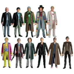Doctor Who: 11 Doctors Action Figure Collector Set
