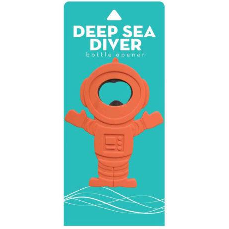 Deep Sea Diver Bottle Opener