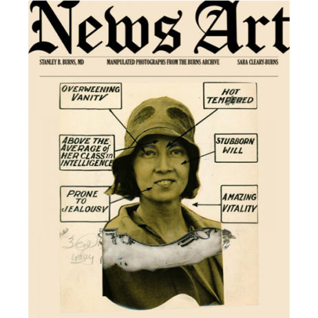 News Art - Manipulated Photos From The Burns Archive