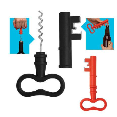 Bar Key Bottle Opener