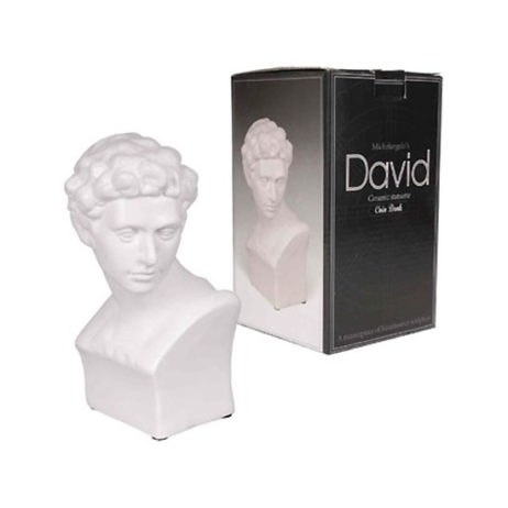 Michelangelo'S David Coin Bank