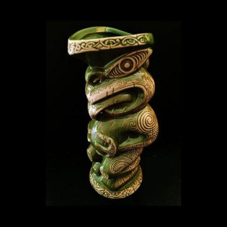 Teko Teko Manaia Maori Tiki Mug