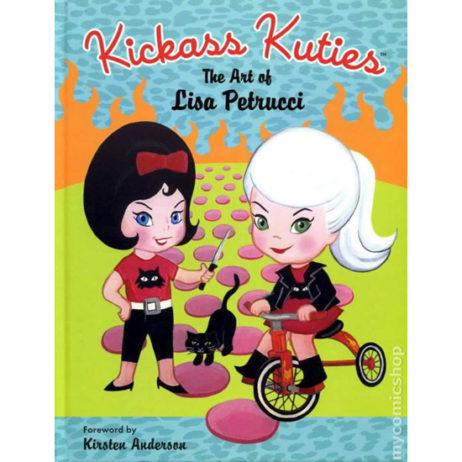 Kickass Kuties: The Art Of Lisa Petrucci