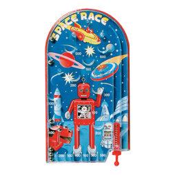 Space Race Pin Ball