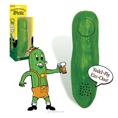 Yodelling Pickle