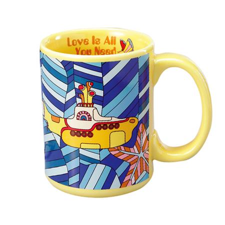 Beatles Yellow Submarine Mug