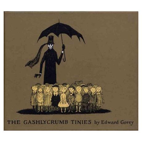 Edward Gorey: The Gashleycrumb Tinies