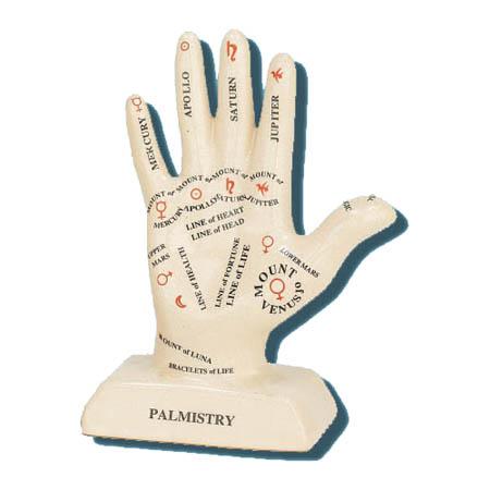 Palmistry Hand Lrg